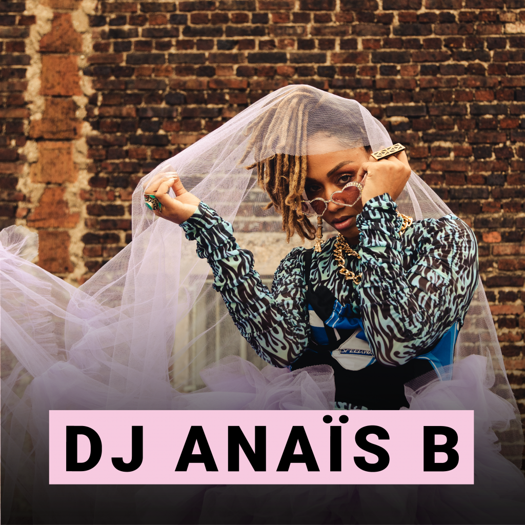 DJ ANAIS B